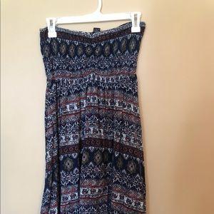 RUE21 Boho Dress